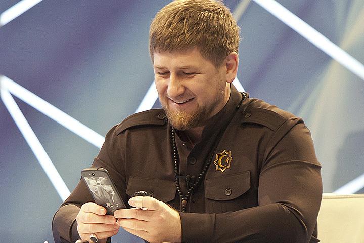 Для Кадырова вопли врагов – сладкая музыка. Рамзан как продвинутый блогер наверняка в курсе, что это называется «ацки троллить». Фото: Елена Афонина/ТАСС