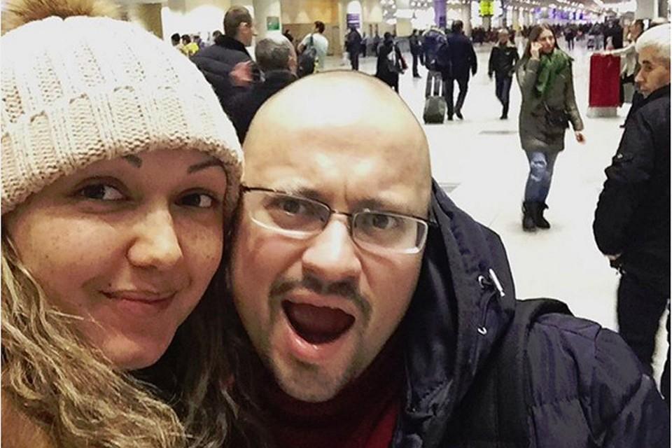 Гайдулян поделился своей радостью с подписчиками, опубликовав фото из аэропорта Фото: www.instagram.com/gaydulyan/