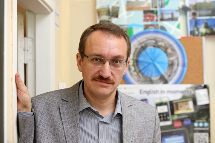 Владимир Рудаков: «В журнал пишут профессионалы, но так, чтобы было всем понятно».