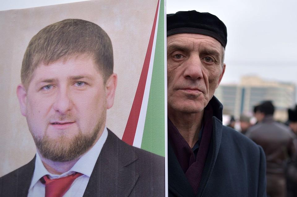 """Возможно, """"Угроза"""" Яшина была направлена вовсе не на Кадырова. Антон Подгайко/ТАСС"""
