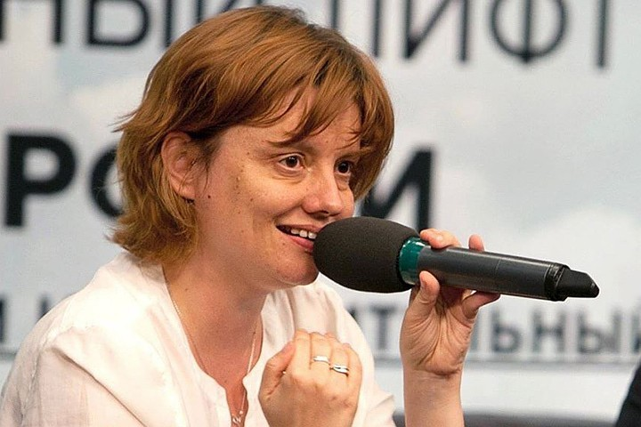 Эксперт по работе с персоналом Алена Владимирская