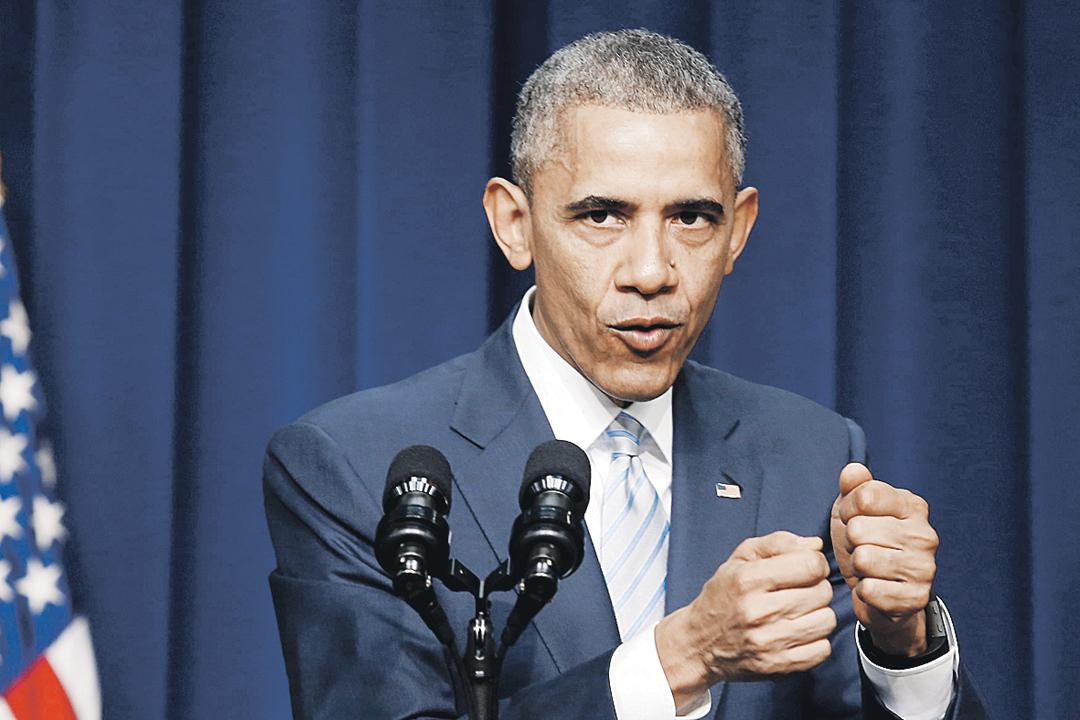 Обама дал понять, что в отношениях  с Россией кулаками размахивать не стоит.