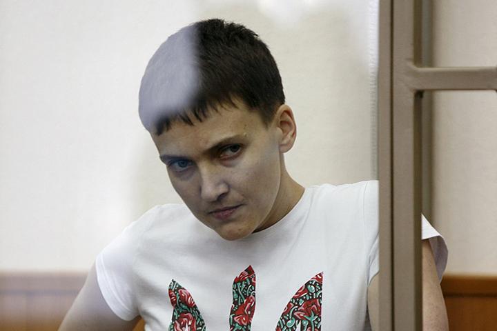 Сейчас многие говорят: Савченко - наш враг, потому подлость оправдана