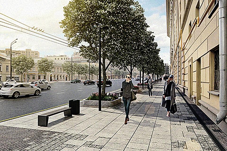 Ремонт начнут весной и закончат к осени, к Дню города. Фото: mos.ru