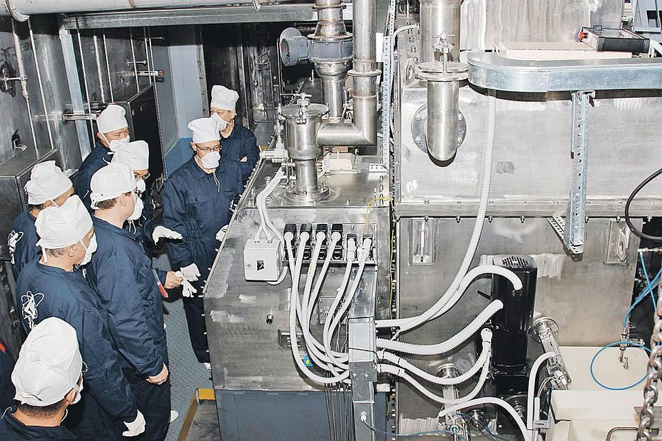 Российские атомщики дали плутонию «гражданскую» прописку
