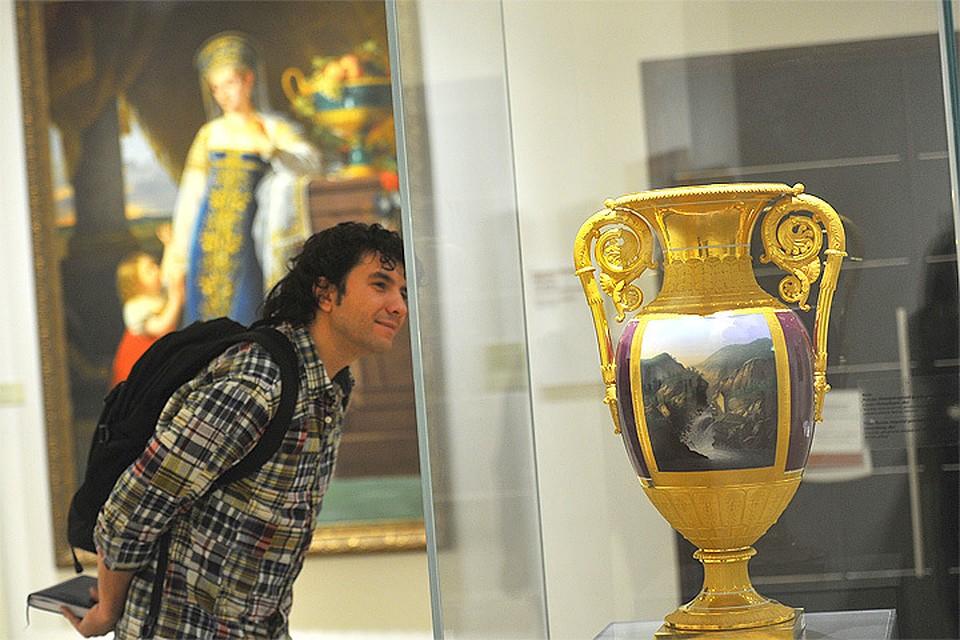 Яндекс составил самых'музейных городов