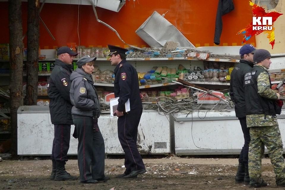 Всети интернет опубликовали видео обрушения дома вМеждуреченске