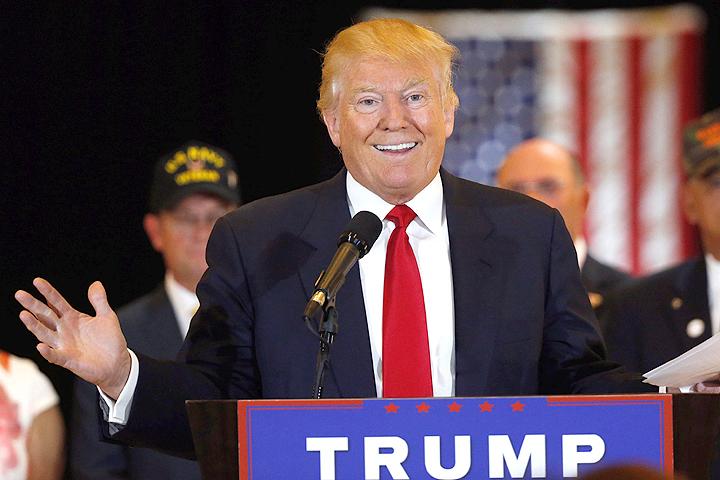 Дональд Трамп предлагает прекратить военные авантюры за рубежом и заняться самой Америкой