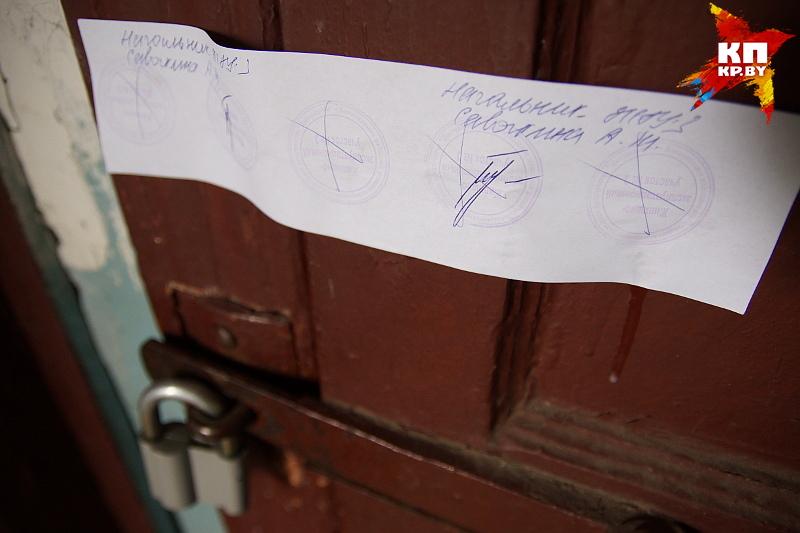 К приезду Лукашенко в Гомель в центре города опечатали подвалы и чердаки