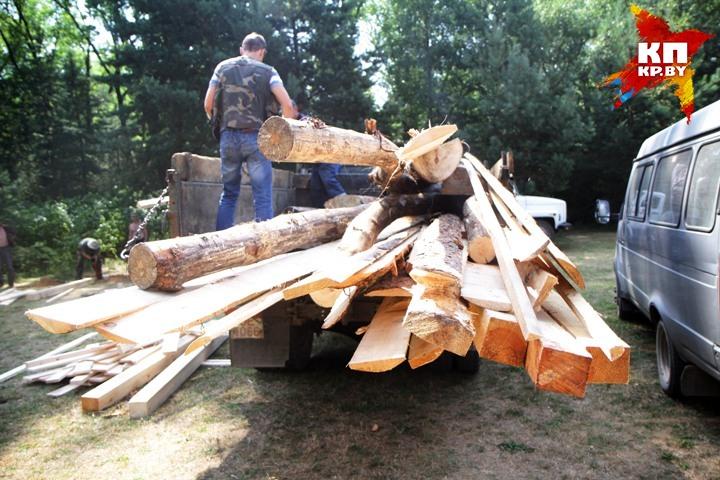 Деревообрабатывающим предприятиям надо начать работать по-новому. Иначе они не смогут рассчитаться с долгами.
