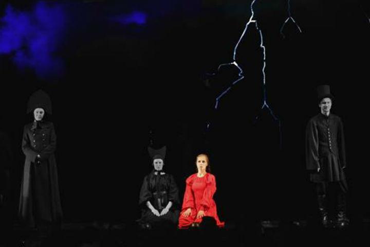 """Премьера """"Грозы"""" прошла в середине июня. ФОТО: БДТ имени Г. Товстоногова"""