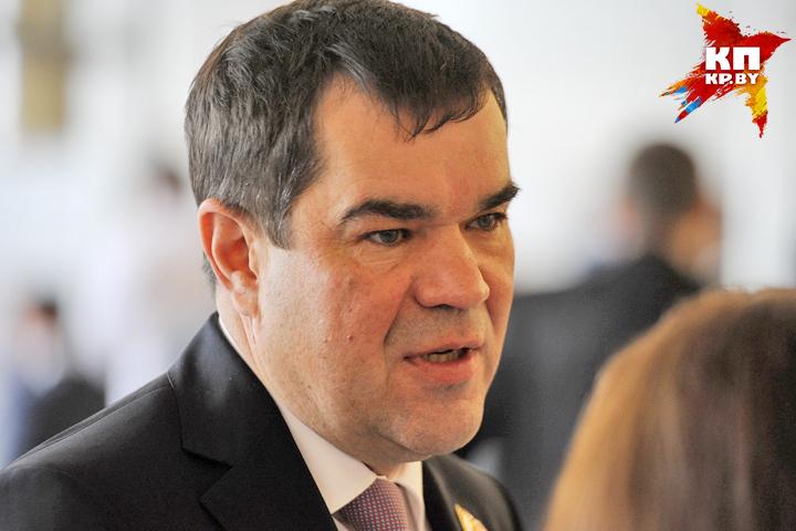 Глава КГБ Валерий Вакульчик.