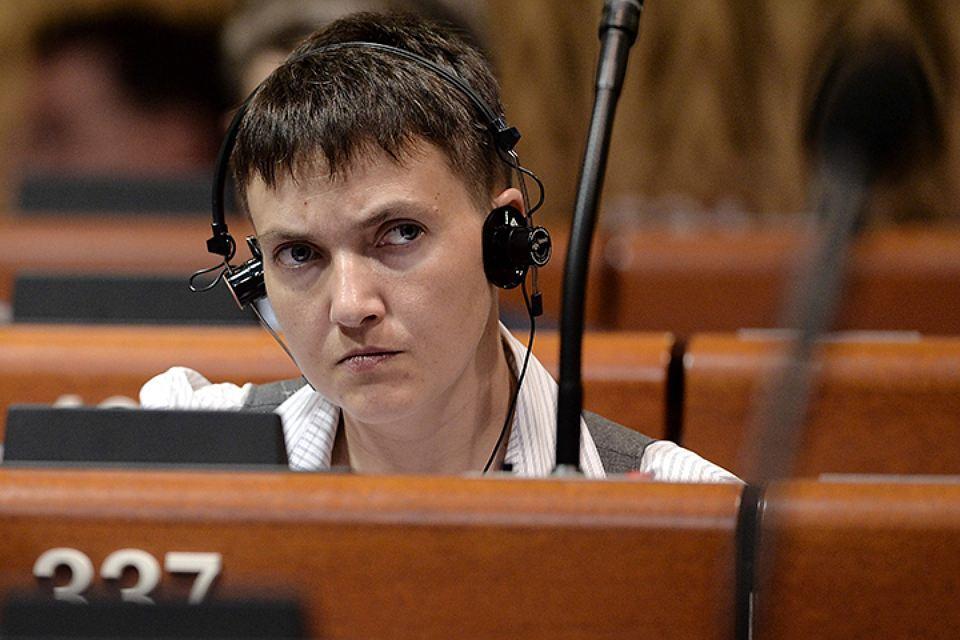 """Недавно """"Надежда ПАСЕ"""" удивила сограждан, предложив отменить антироссийские санкции"""