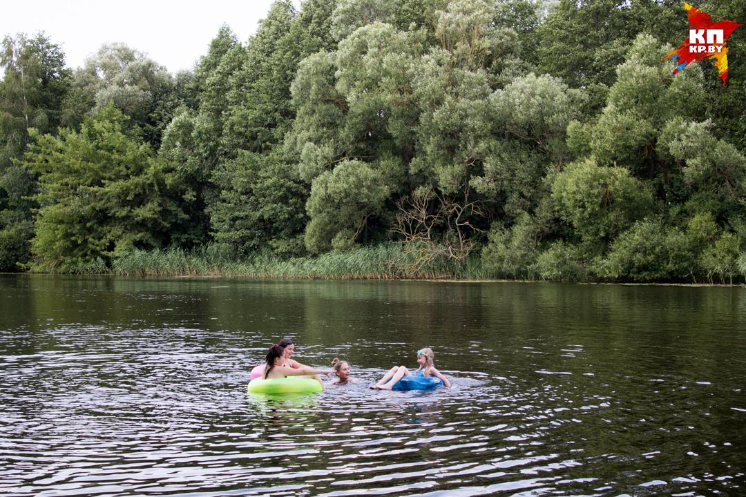 Жара в Беларуси: обновлены метеорекорды и упал уровень воды в реках.