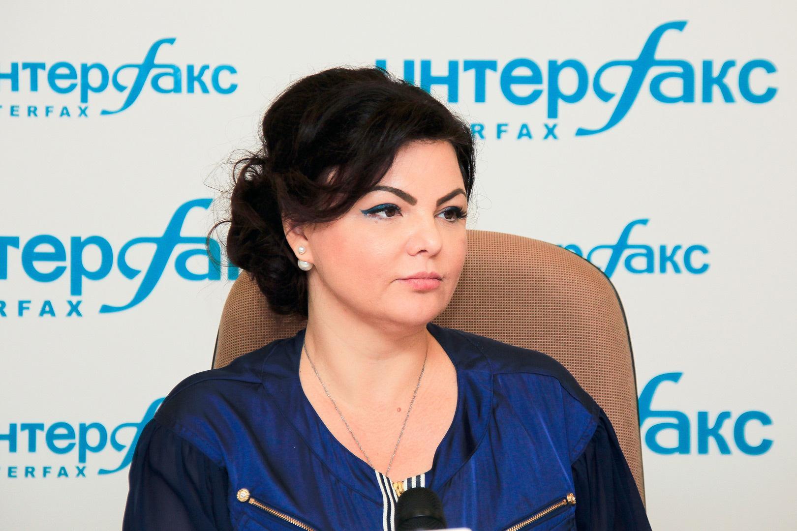 Первый заместитель председателя Комитета ГД по жилищной политике и ЖКХ Елена Николаева.