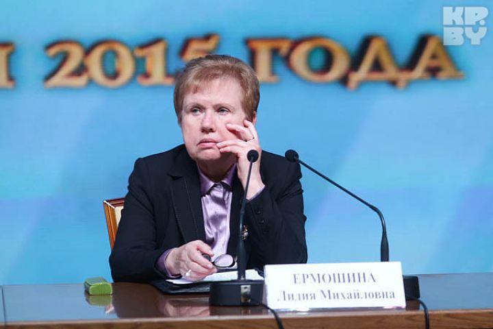 Ермошина: организация выборов в Беларуси держится на женских плечах