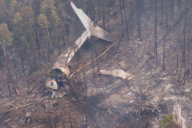 МАК: Системы Ил-76 предупреждали об трагедии за7 мин. до погибели