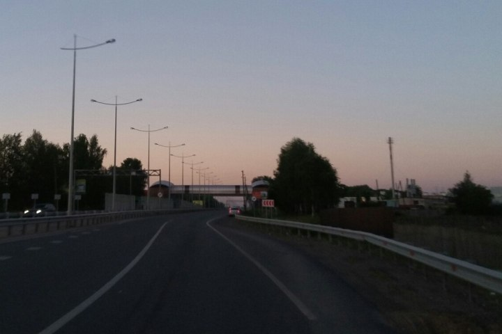ВДТП натрассе Пермь— Березники умер шофёр иномарки