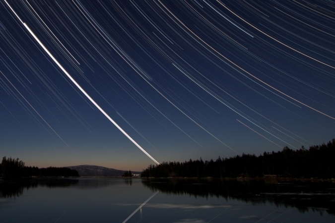 Красноярцы могут наблюдать самый мощнейший «звездный дождь» запоследние два-три года