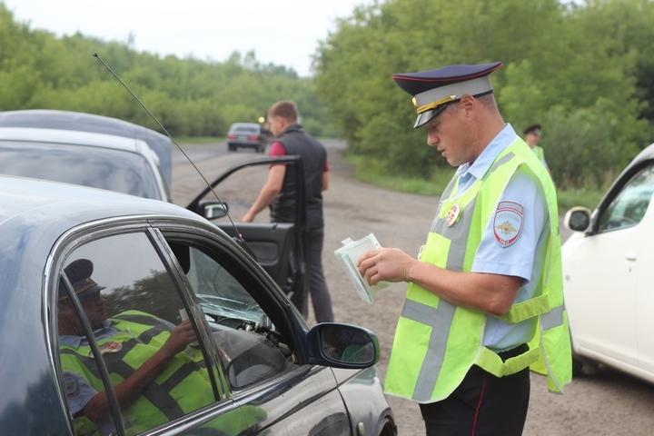 ВКемерове водителей снова массово проверят натрезвость