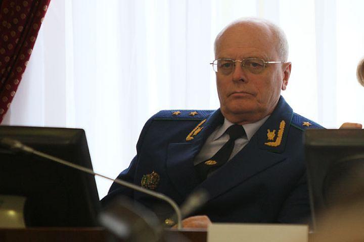 Юрий Турыгин освобожден отдолжности обвинителя Ставрополья