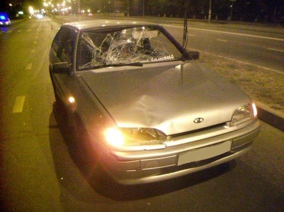 НаСвердлова вТольятти 18-летний шофёр сбил подростка