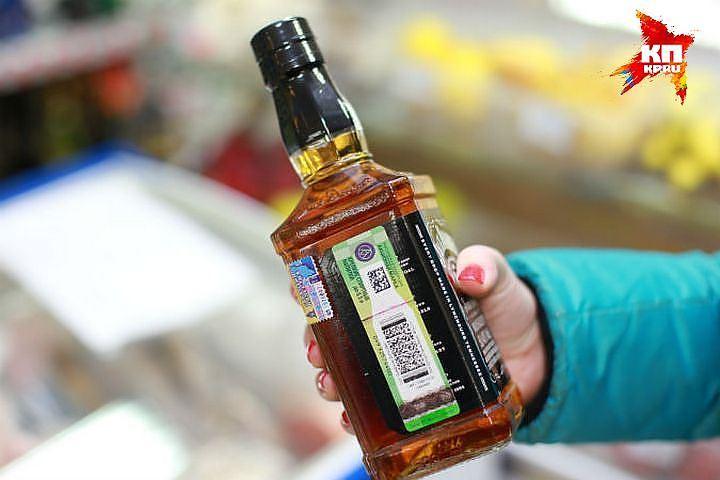 За реализацию поддельного виски красноярцу дали 4 года колонии