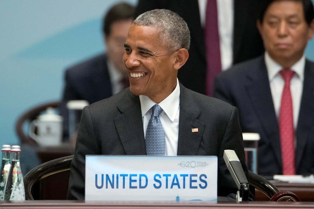 Почему Обама заснул насаммите— Ненужный президент
