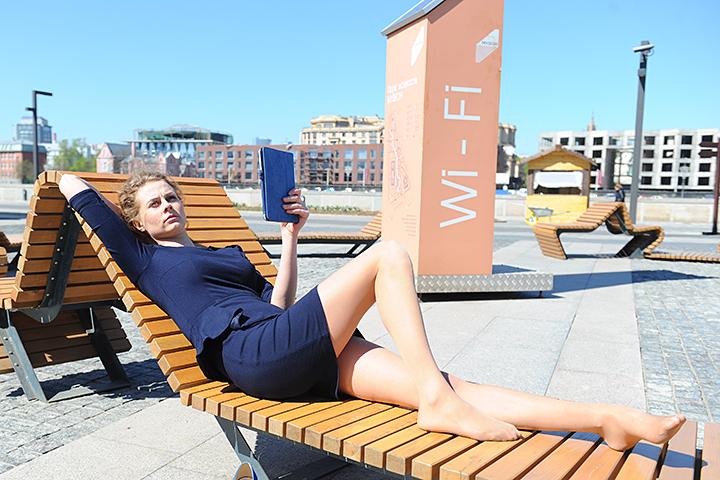 КоДню города в российской столице появится 200 точек бесплатного Wi-Fi