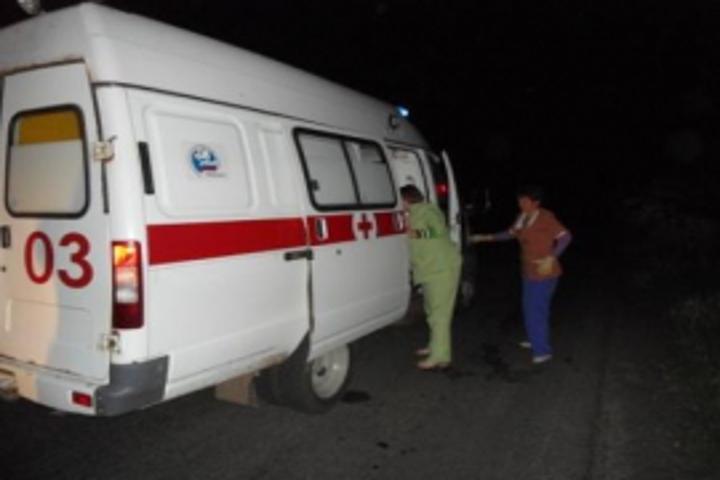 ВЖелезногорске нетрезвый шофёр сбил велосипедистов: один человек умер