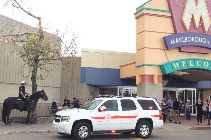 Вканадском Калгари два человека ранены в итоге стрельбы в коммерческом центре