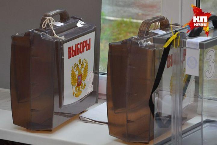 Предварительные результаты выборов вНовосибирской области: лидирует «Единая Россия»