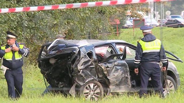 Нетрезвый полицейский убил вДТП семью ярославского первосвященника