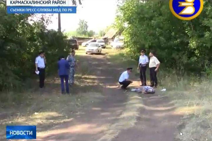 ВБашкирии задержаны подозреваемые вубийстве женщины-почтальона