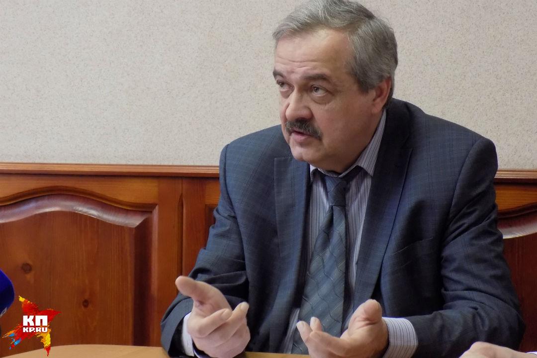 Александр Галицких покинул руководство региона