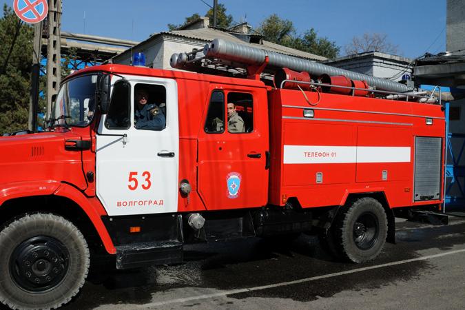 ВВолгоградской области впожаре умер человек