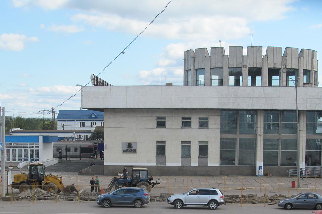 Реконструкция Московского вокзала обойдется ГЖД втри млрд руб.