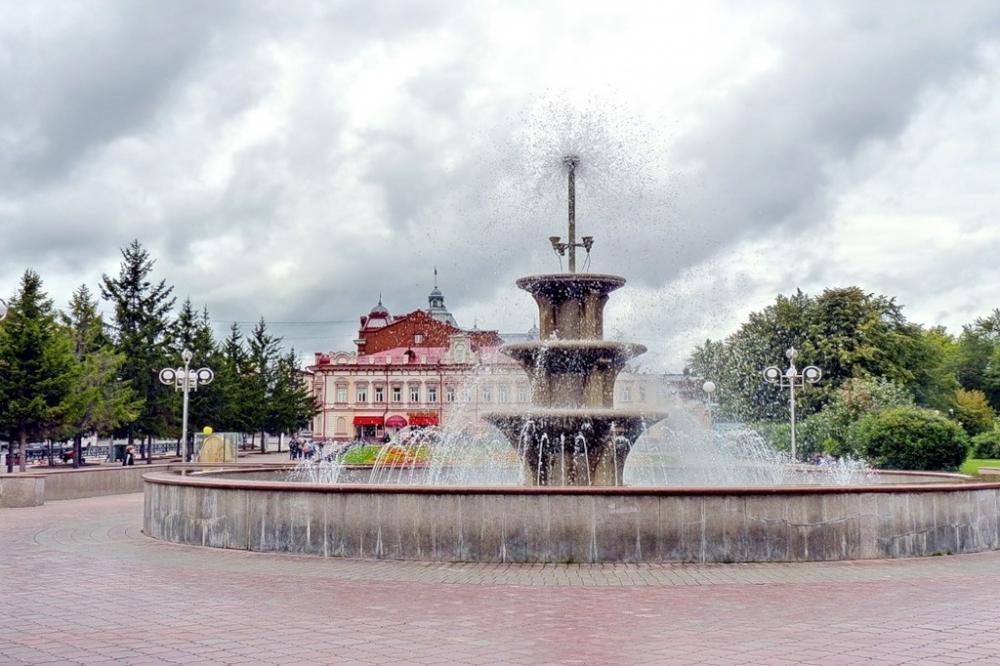ВЯрославле закрылся сезон фонтанов