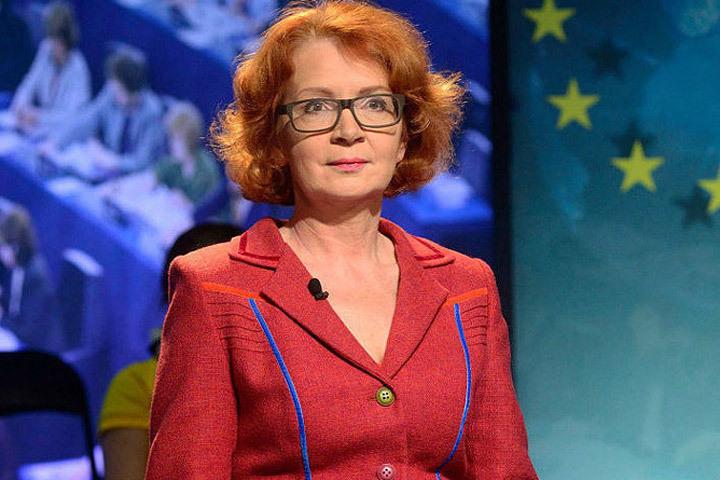 Депутат Европейского парламента от Эстонии Яна Тоом. Фото: с сайта baltnews.ee