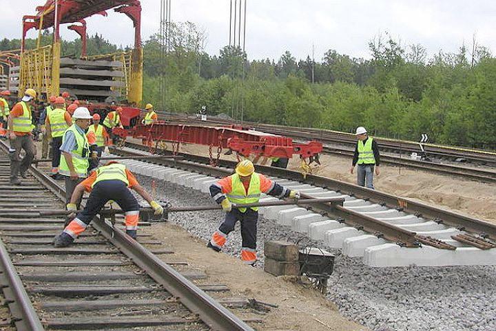 Скоростная железная дорога «Rail Baltica» обойдется в 5 млрд. евро. Фото: с сайта 15min.lt