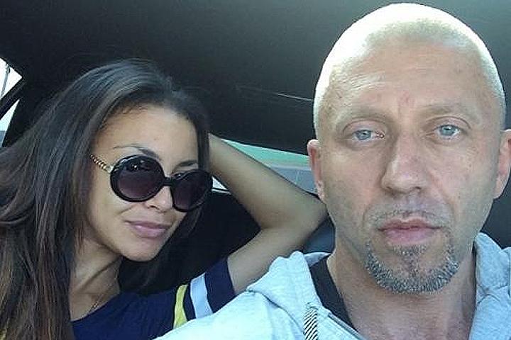 Рэпер Серега с женой Полиной. Фото: instagram.
