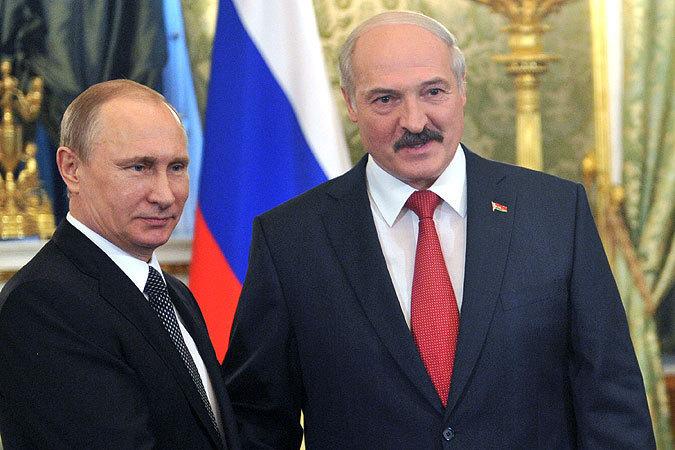 Путину 64, Лукашенко 62.