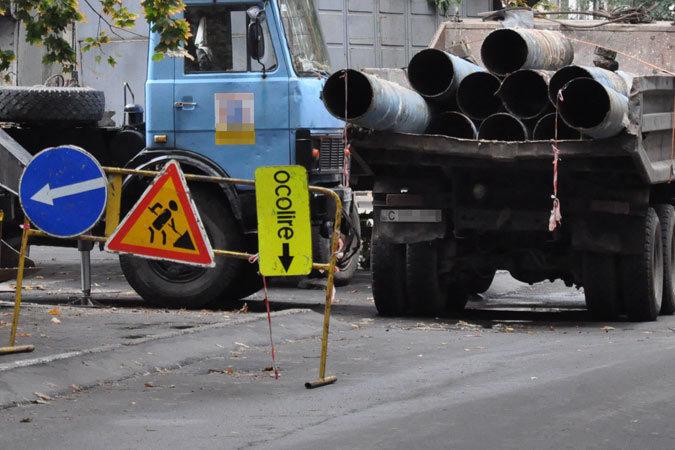 На указанном участке будут проводиться работы по реабилитации дорожной инфраструктуры.