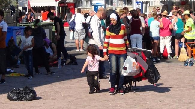 В Молдове полгода надо ждать чтобы получить статус беженца.