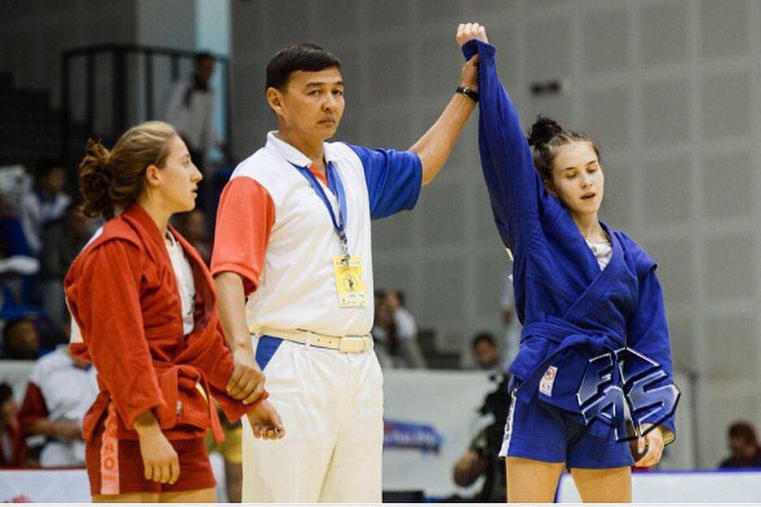 СамбисткиЧР завоевали первые места намолодежном первенстве мира