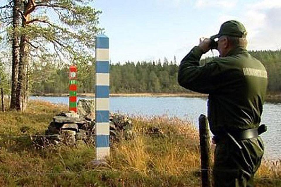 Гражданину США удалось незаконно пересечь границу Финляндии с Россией. Фото: с сайта severpost.ru