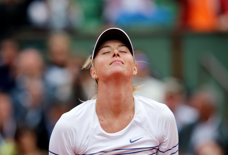 Русская теннисистка Мария Шарапова вернулась накорт