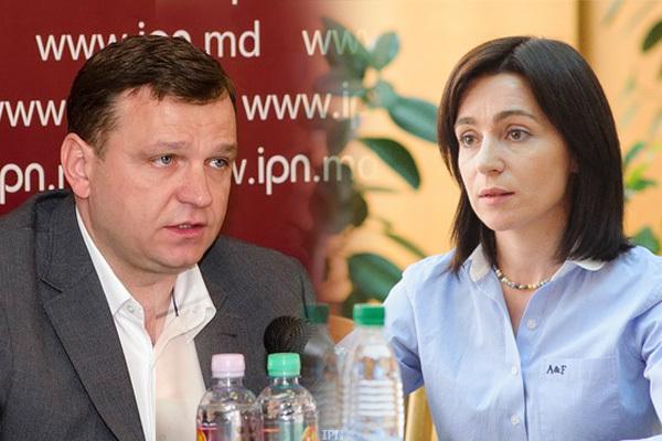 Майя Санду официально стала единым кандидатом отправой оппозиции