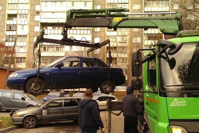 Узадолжавшей засвет 30 тыс. череповчанки арестовали машину