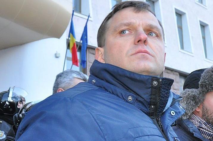 Лидер Платформы «Достоинство и правда» Андрей Нэстасе.
